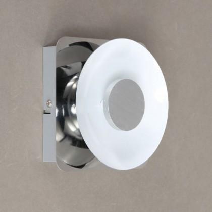 Space - Nástěnné svítidlo, LED (chrom)