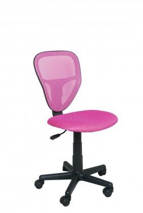 Spike - dětská židle (růžová)