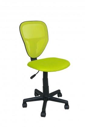Spike - dětská židle (zelená)