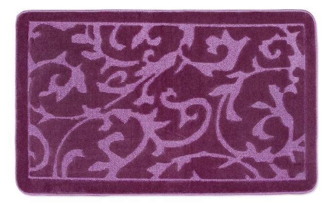 Standard - Koupelnová předložka 60x100 (fialový koberec)