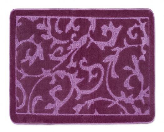 Standard - Koupelnová předložka 60x50 (fialový koberec)