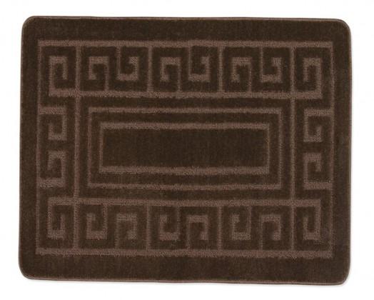 Standard - Koupelnová předložka 60x50 (tm.hnědá romance)