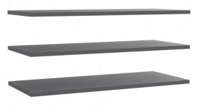 Starlet Plus - Set 3 polic 108 cm (pro STPS124E1) (šedá)
