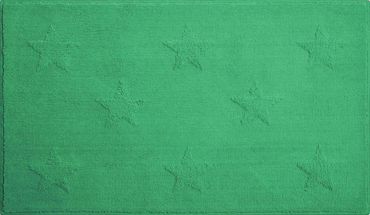 Starlets - Koupelnová předložka 65x115 cm (mátová)