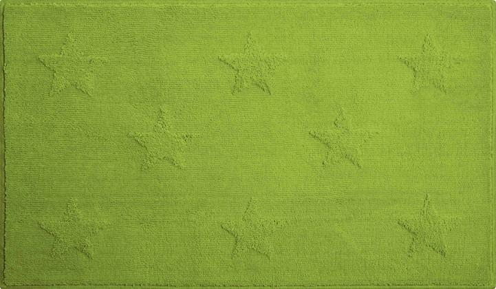 Starlets - Koupelnová předložka 65x115 cm (zelená)