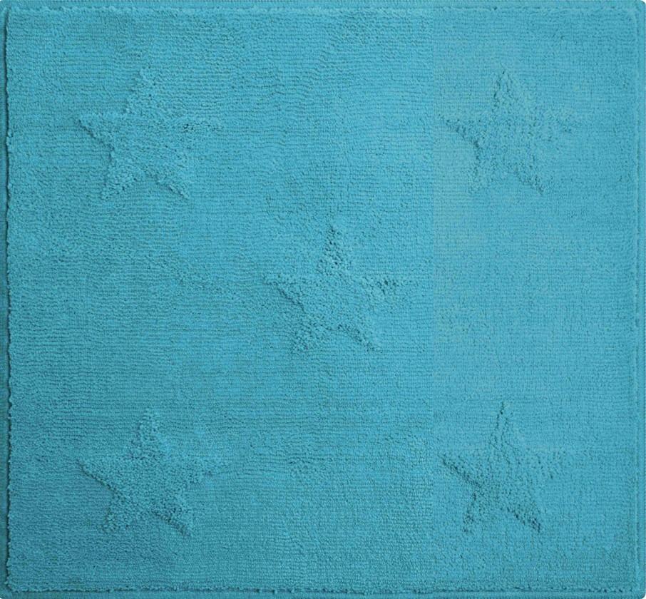 Starlets - Malá předložka 50x50 cm (aqua)