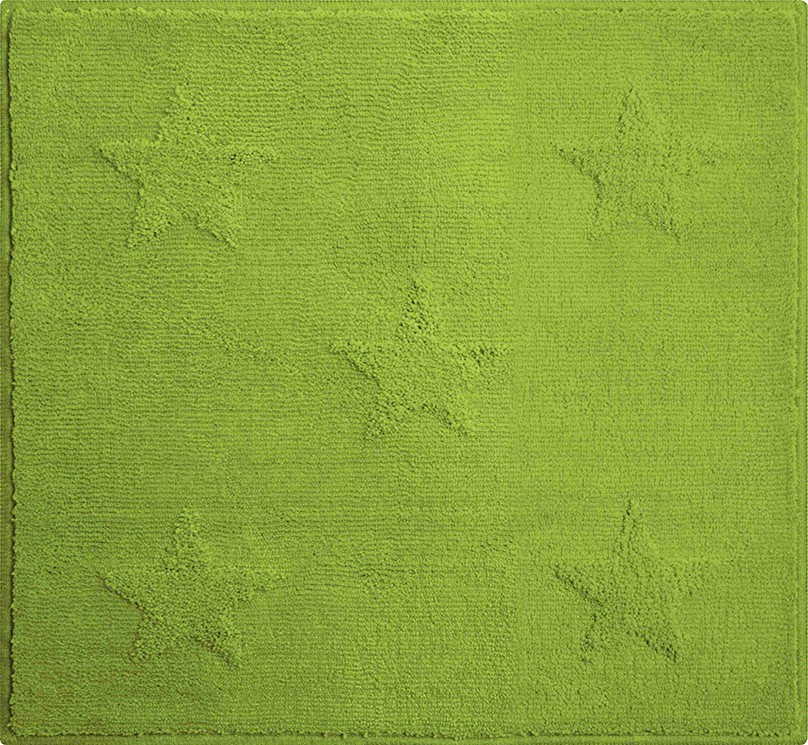 Starlets - Malá předložka 50x50 cm (zelená)