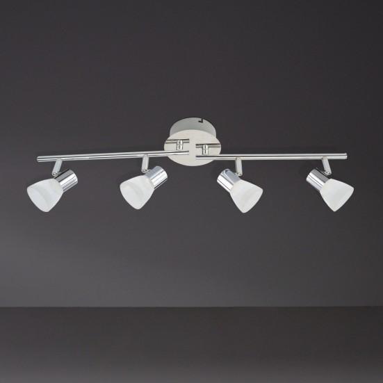 Steele - Stropní osvětlení, LED (chrom)