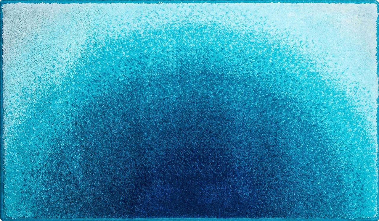 Sunshine - Koupelnová předložka 60x100 cm (tyrkysová)