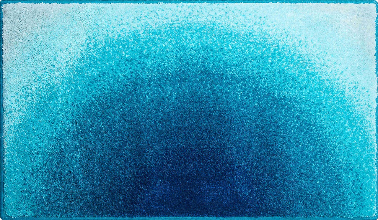 Sunshine - Malá předložka 50x60 cm (tyrkysová)