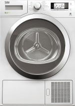 Sušička prádla Beko DPY 8506 GXB1, A+++, 8 kg + Ochranný sáček na boty do pračky a sušičky