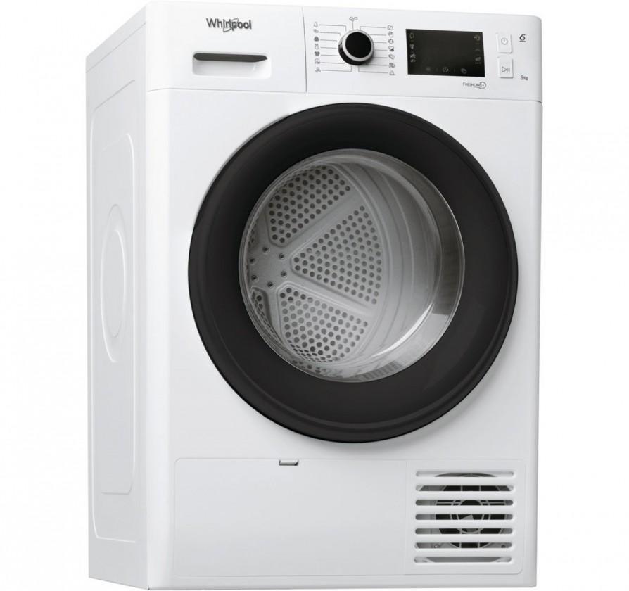 Sušičky prádla Sušička kondenzační Whirlpool FT M22 9X2B EU,A++,9kg