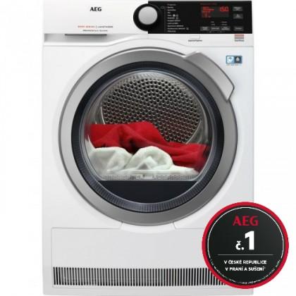 Sušičky prádla Sušička prádla AEG AbsoluteCare T8DBE48SC, A++, 8 kg