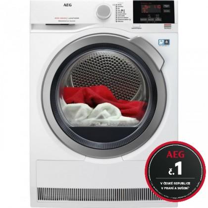 Sušičky prádla Sušička prádla AEG AbsoluteCare T8DBG48SC, A++, 8 kg