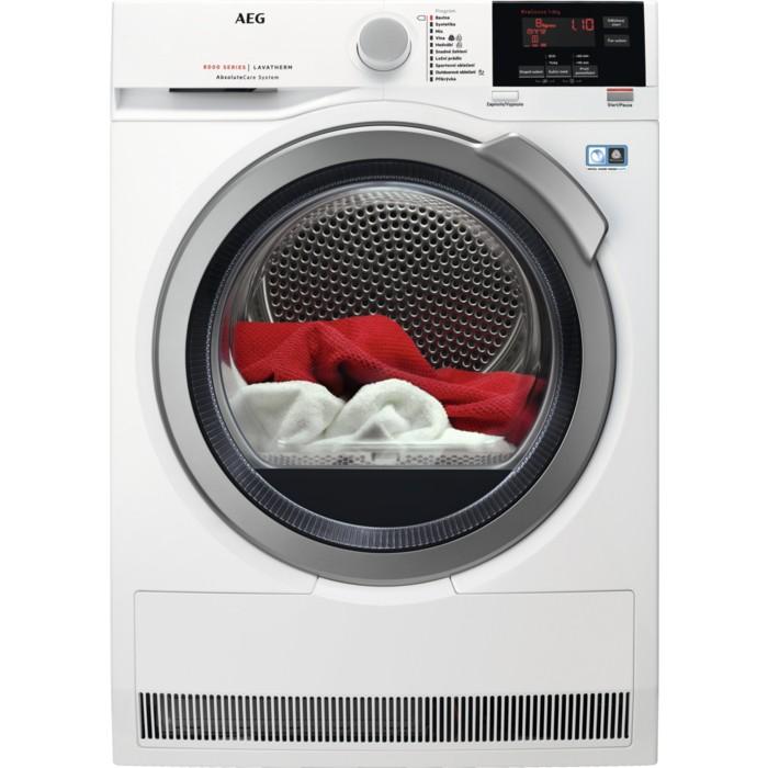 Sušičky prádla Sušička prádla AEG AbsoluteCare T8DBG68SC, A+++, 8 kg