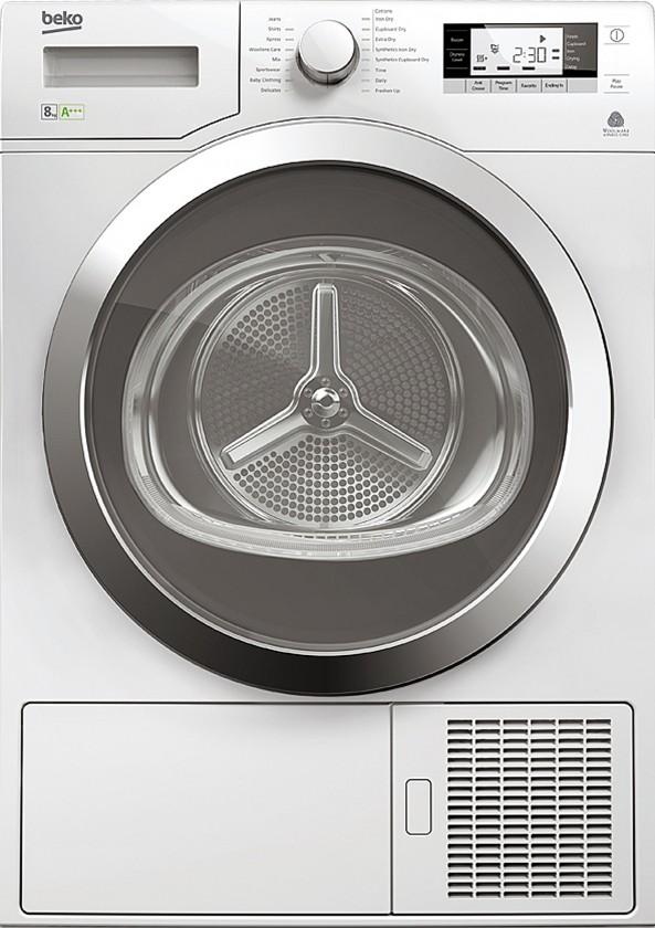 Sušičky prádla Sušička prádla Beko DPY 8506 GXB1, A+++, 8 kg