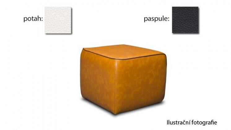 Taburet Case -(k:excellent-blackH360,sk.2s/m:excellent-white H350,sk.2s)