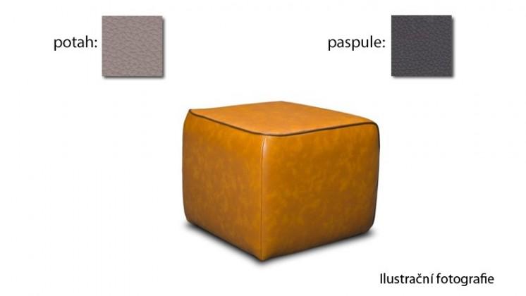 Taburet Case -(k:excellent-fango H352,sk.2s/m:excellent-sand H354,sk.2s)