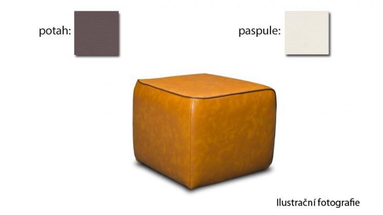 Taburet Case - (k:pulse-cream D211, sk.2s/m:pulse-mud D218, sk.2s)
