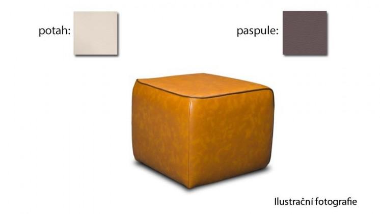 Taburet Case - (k:pulse - mud D218,sk.2s/m:pulse - beige D243,sk.2s)