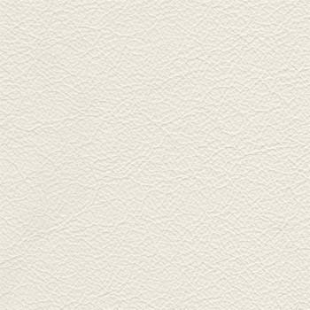 Taburet Enjoy - Taburet, kůže, dřevěné nohy (naturelle D 11071 white)