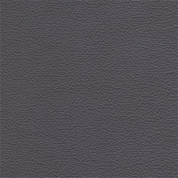 Taburet Enjoy - Taburet, kůže, dřevěné nohy (naturelle D 11141 steel)