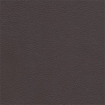 Taburet Enjoy - Taburet, kůže, kovové nohy (naturelle D 11131 brown)