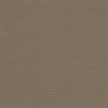 Taburet Enjoy - Taburet, kůže, kovové nohy (naturelle D 11161 fango)