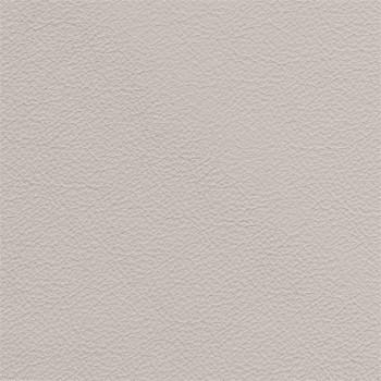 Taburet Enjoy - Taburet, kůže, kovové nohy (naturelle D 11181 dove)