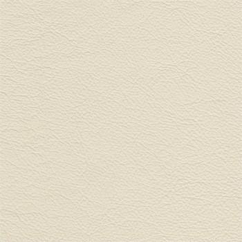 Taburet Enjoy - Taburet, kůže, kovové nohy (naturelle D 11221 bianco)