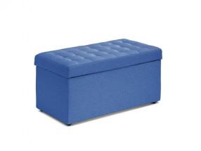 Taburet Surprise obdélník modrá ÚP