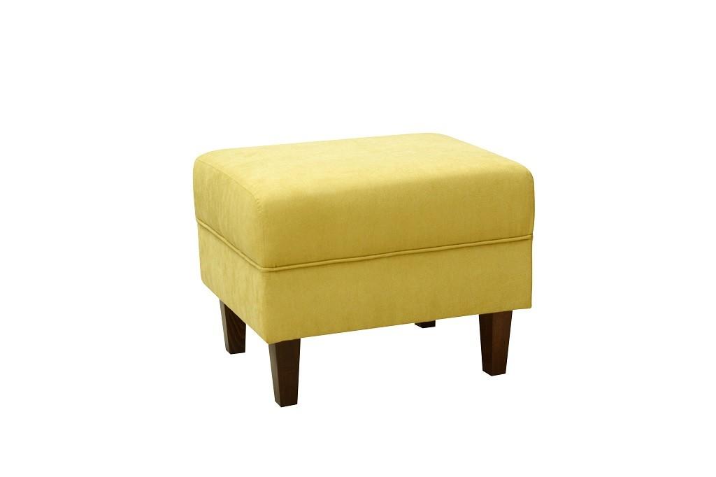 Taburet Taburet Casis žlutá bez ÚP
