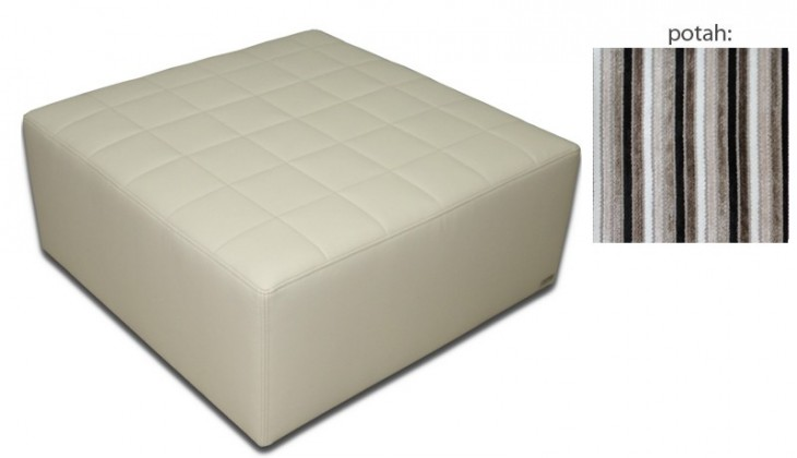 Taburet Taburet čtvercový (mohito 1059183)
