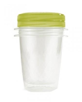 TAKE AWAY 2, 2x1l (plast,zelená)