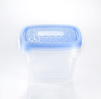 TAKE AWAY 2, 3x1,1l (plast,modrá)