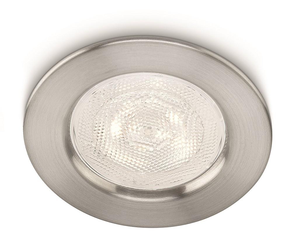Tale - Stropní osvětlení, 591011716 (matný chrom)