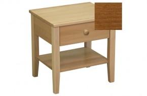 Talia - Noční stolek (ořech)