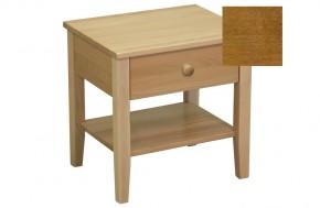 Talia - Noční stolek (ořech světlý)