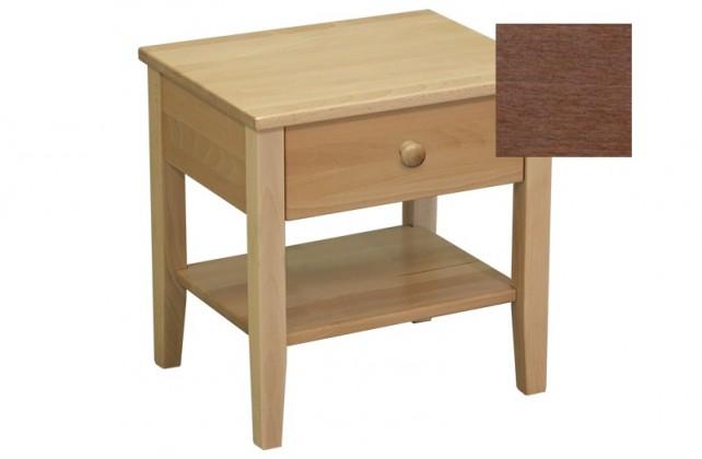 Talia - Noční stolek (švestka)