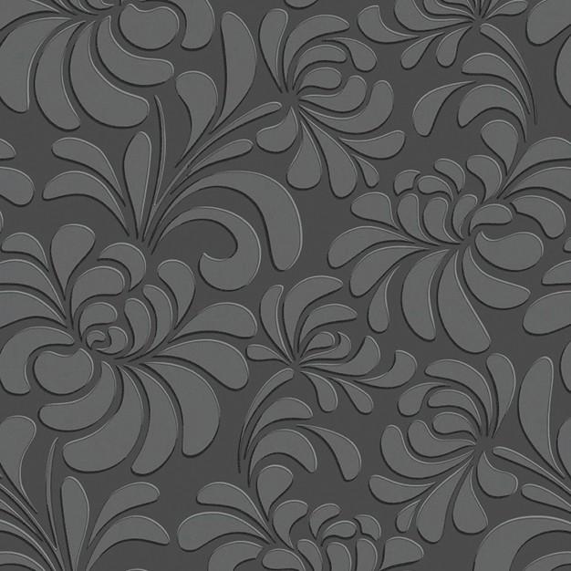 Tapeta UP-07-05-4 (černá/šedá)