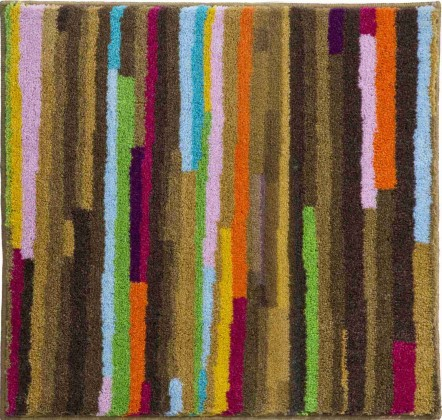 Tara - Malá předložka 60x60 cm (barvitá)