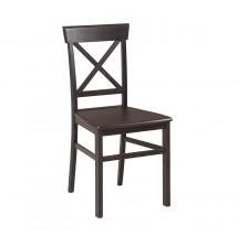 Tatra - jídelní židle (masivní buk, schoko bardolino)