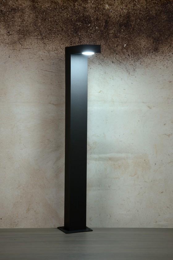 Texas - venkovní osvětlen, 6W, LED, 60 cm (černá)