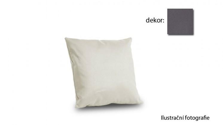 Toulouse - polštář 50x50 (hero-grau)