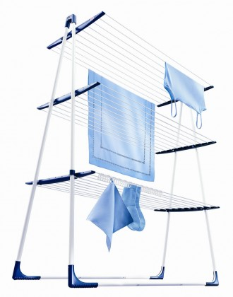 Tower 300 - sušák na prádlo (bílý)