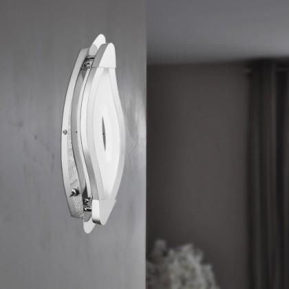 Trosi - Nástěnné svítidlo, LED (chrom)