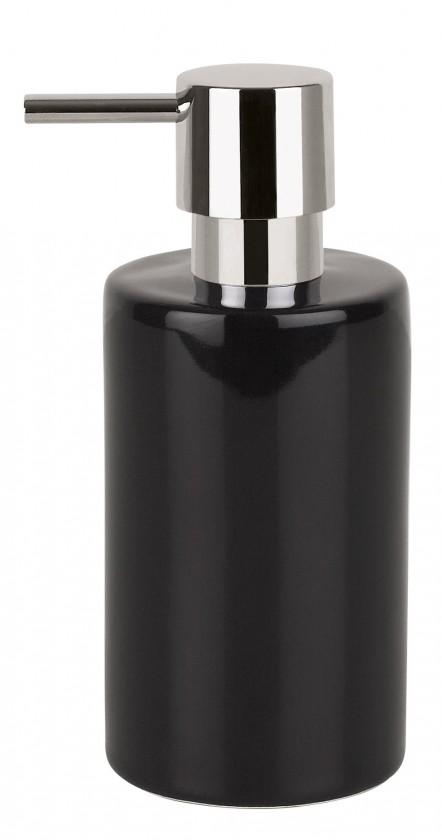 Tube-Dávkovač mýdla black(černá)