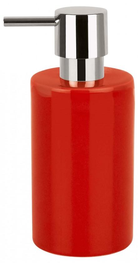 Tube-Dávkovač mýdla red(červená)