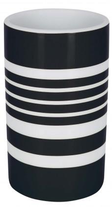 Tube-Kelímek STRIPES black(bílá,černá)
