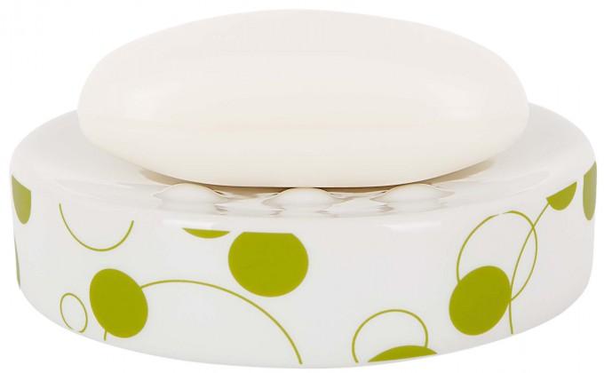 Tube-Mýdlenka Bubbles kiwi(bílá,zelená)
